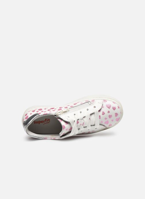 Sneakers Superfit Heaven 2 Rosa immagine sinistra
