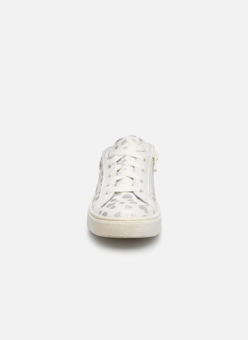 Baskets Superfit Heaven 2 Blanc vue portées chaussures