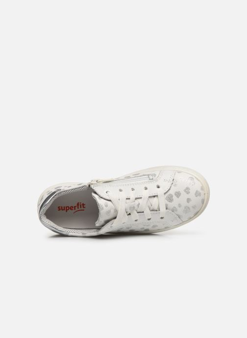 Sneakers Superfit Heaven 2 Bianco immagine sinistra