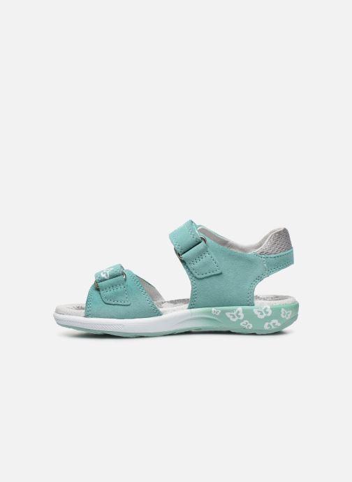 Sandales et nu-pieds Superfit Emily 3 Vert vue face