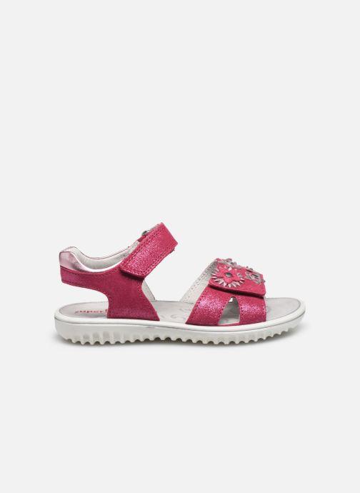 Sandales et nu-pieds Superfit Sparkle Rose vue derrière