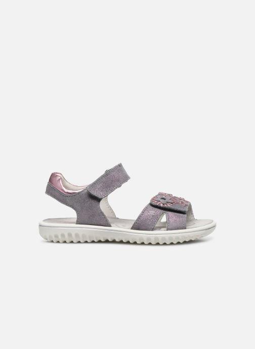 Sandales et nu-pieds Superfit Sparkle Violet vue derrière