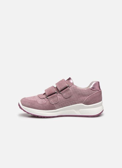 Sneaker Superfit Merida rosa ansicht von vorne
