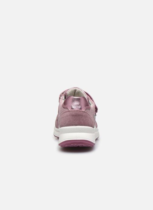 Sneaker Superfit Merida rosa ansicht von rechts