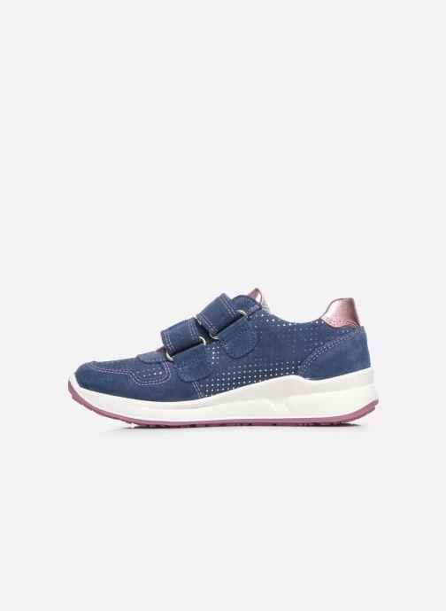 Sneaker Superfit Merida blau ansicht von vorne