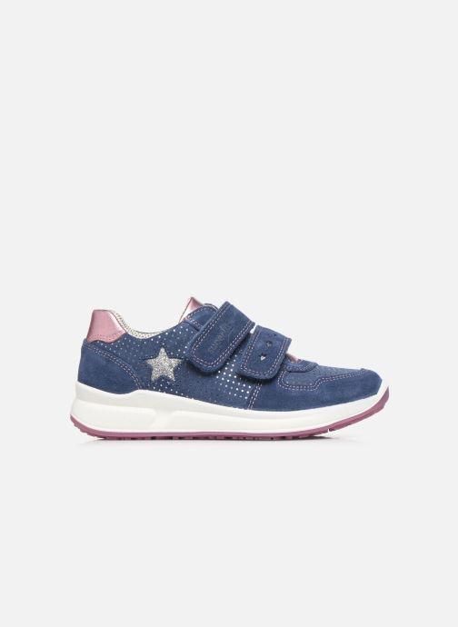 Sneaker Superfit Merida blau ansicht von hinten
