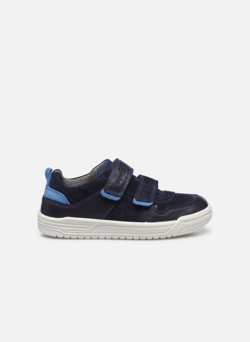 Sneaker Superfit Earth blau ansicht von hinten