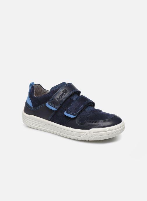 Sneaker Superfit Earth blau detaillierte ansicht/modell