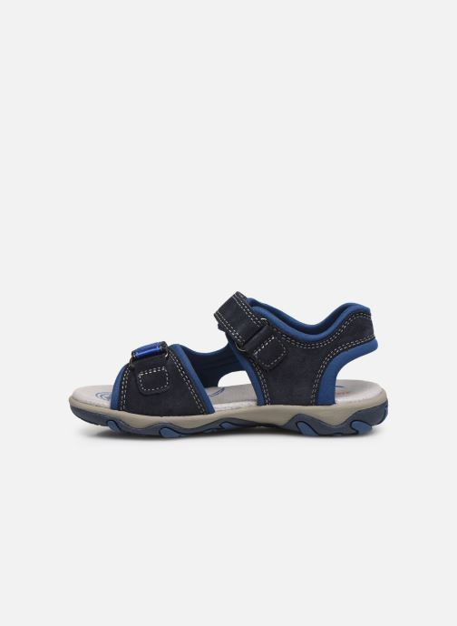 Sandales et nu-pieds Superfit Mike 3,0 Bleu vue face
