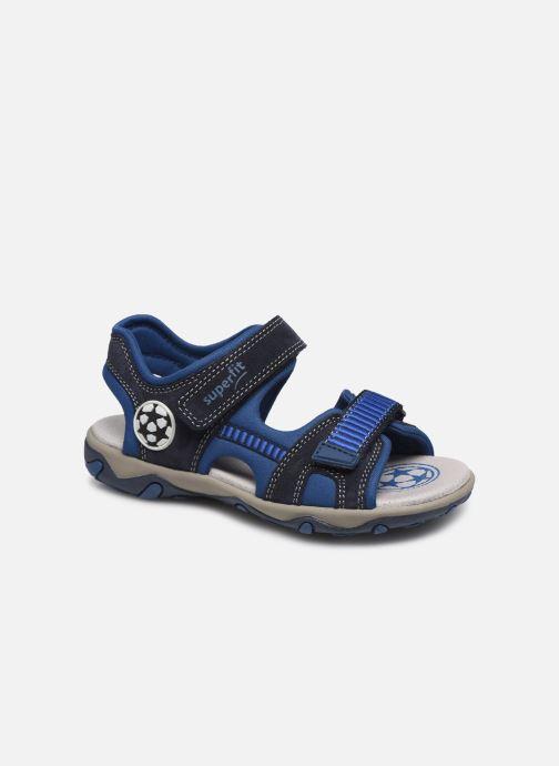 Sandales et nu-pieds Superfit Mike 3,0 Bleu vue détail/paire
