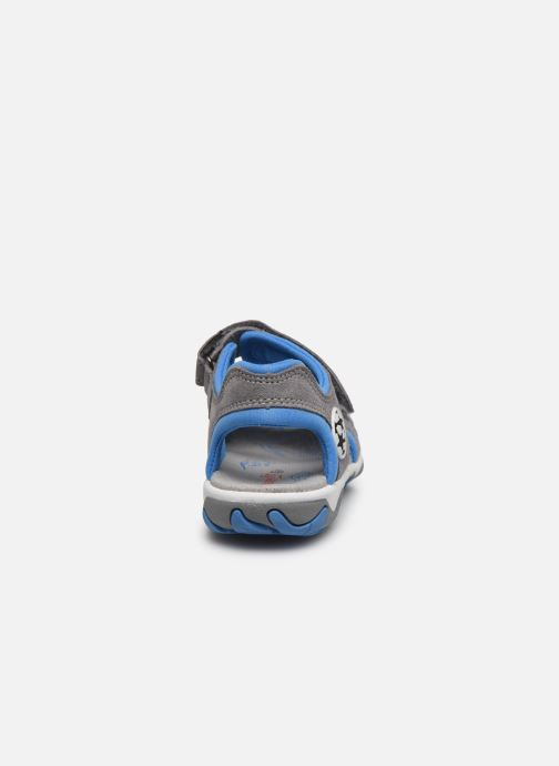 Sandales et nu-pieds Superfit Mike 3,0 Gris vue droite