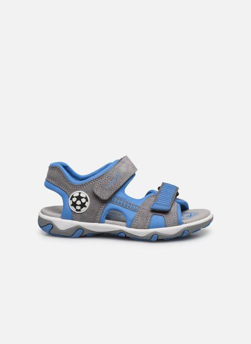 Sandales et nu-pieds Superfit Mike 3,0 Gris vue derrière