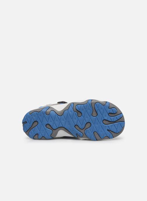 Sandales et nu-pieds Superfit Mike 3,0 Gris vue haut