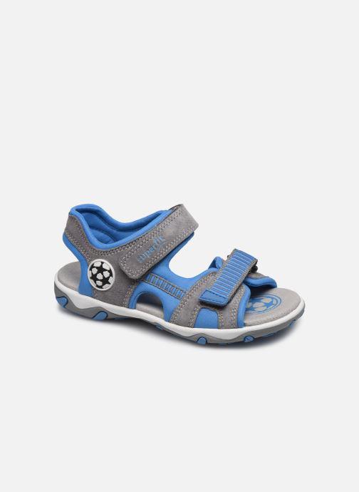 Sandales et nu-pieds Superfit Mike 3,0 Gris vue détail/paire