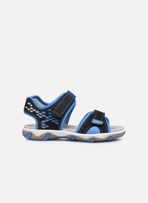 Sandales et nu-pieds Superfit Mike 3,02 Noir vue derrière