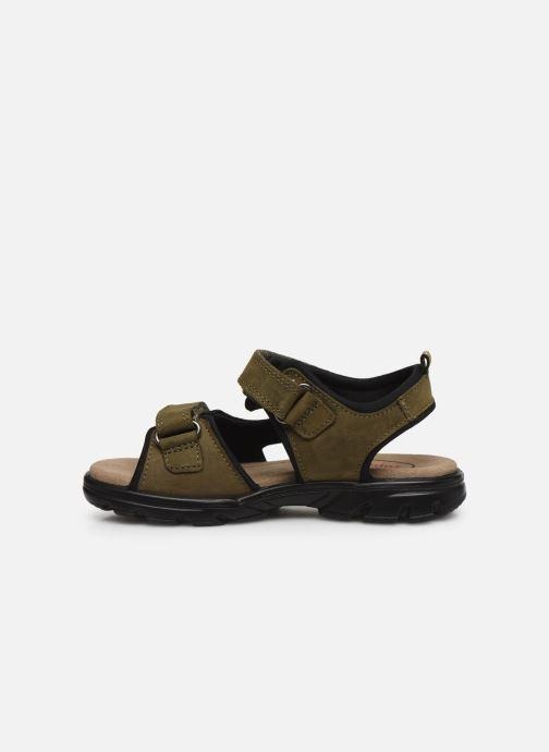 Sandali e scarpe aperte Superfit Scorpius Verde immagine frontale