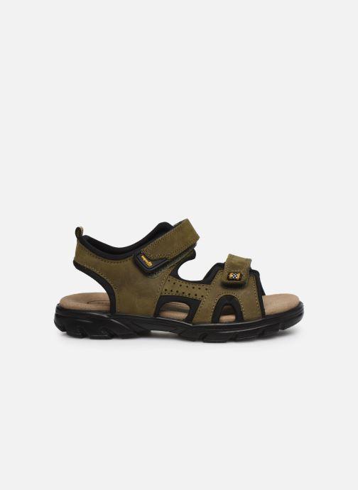 Sandales et nu-pieds Superfit Scorpius Vert vue derrière