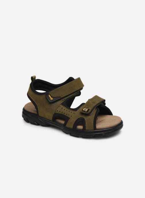 Sandales et nu-pieds Superfit Scorpius Vert vue détail/paire
