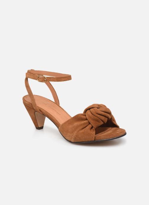 Sandali e scarpe aperte Anonymous Copenhagen ALIZA 50 Marrone vedi dettaglio/paio