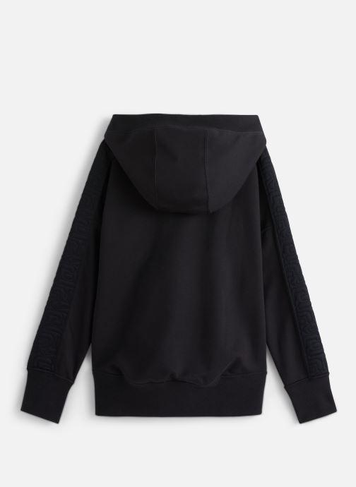 Vêtements Nike Nike Sportswear Nike Air Po Gx Noir vue bas / vue portée sac