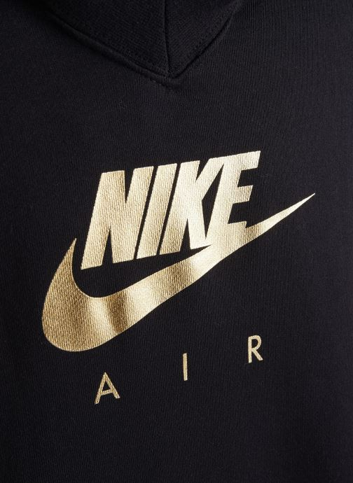 Vêtements Nike Nike Sportswear Nike Air Po Gx Noir vue portées chaussures