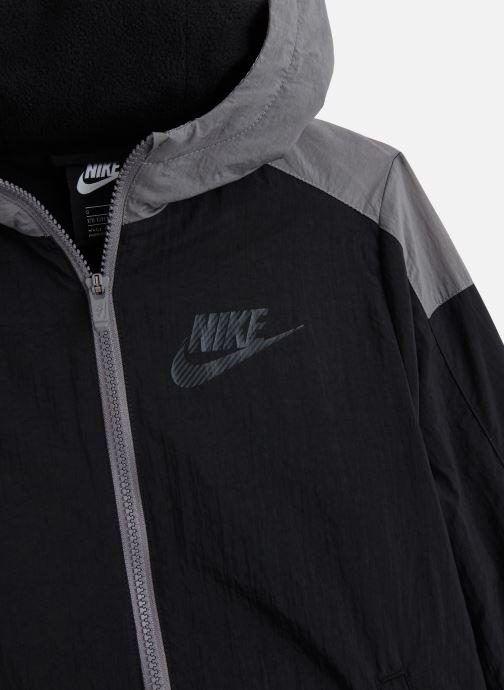 Vêtements Nike Nike Sportswear Track Suit Winterized Noir vue portées chaussures