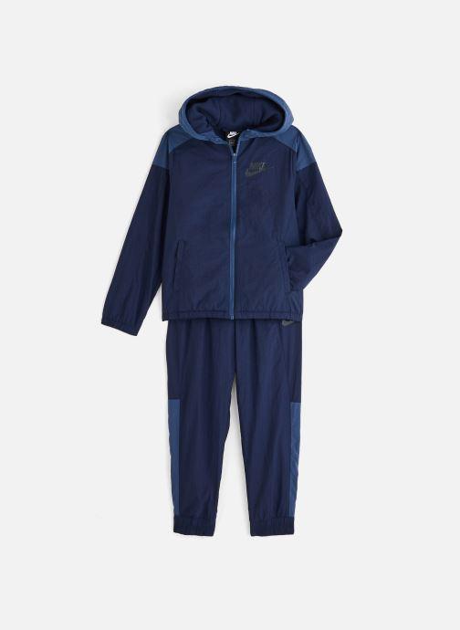 Vêtements Nike Nike Sportswear Track Suit Winterized Bleu vue détail/paire