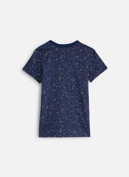 Tøj Nike Nike Sportswear Tee Dptl StarNight Blå se forneden