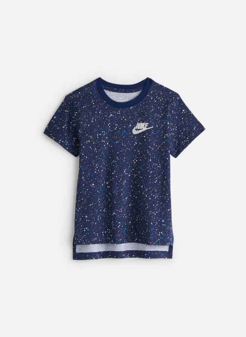 Tøj Nike Nike Sportswear Tee Dptl StarNight Blå detaljeret billede af skoene