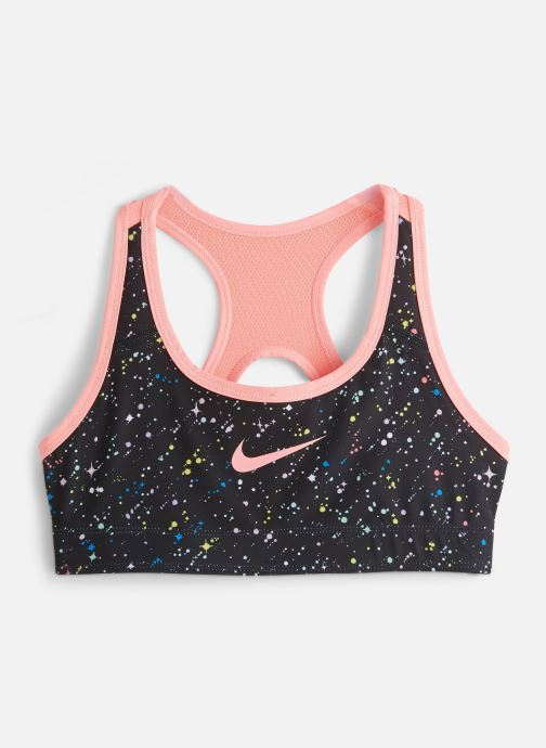 Vêtements Nike Nike Pro Bra Classic Rev Aop Noir vue détail/paire