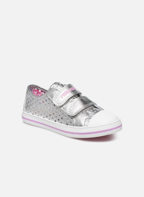 Sneaker Pablosky Baskets Lifestyle silber detaillierte ansicht/modell