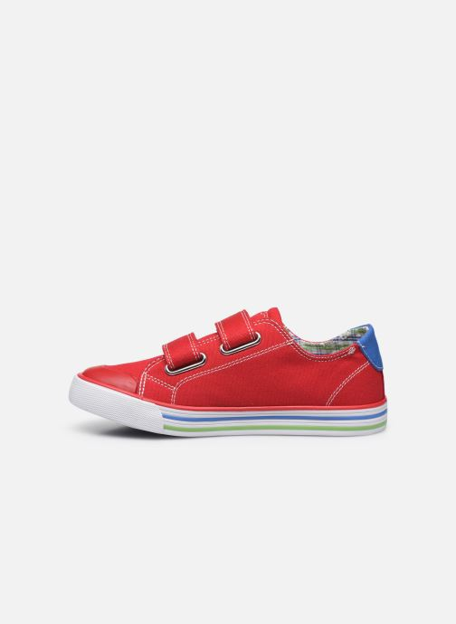 Sneakers Pablosky Baskets Lifestyle Rosso immagine frontale