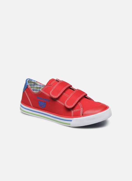 Sneakers Pablosky Baskets Lifestyle Rood detail