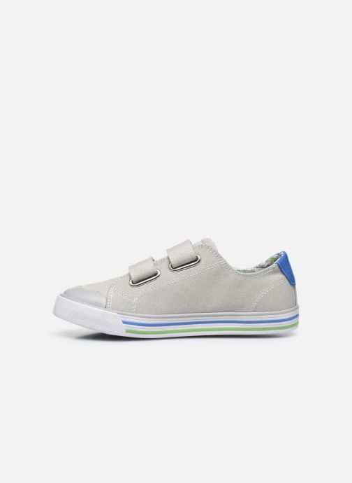 Sneakers Pablosky Baskets Lifestyle Grigio immagine frontale