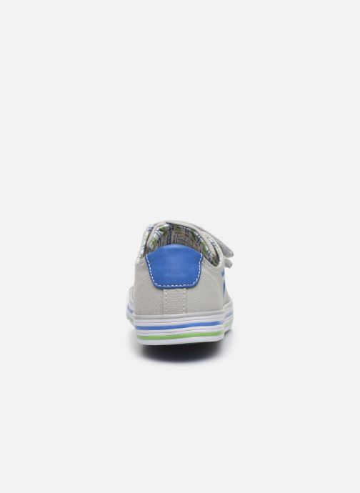 Sneakers Pablosky Baskets Lifestyle Grigio immagine destra