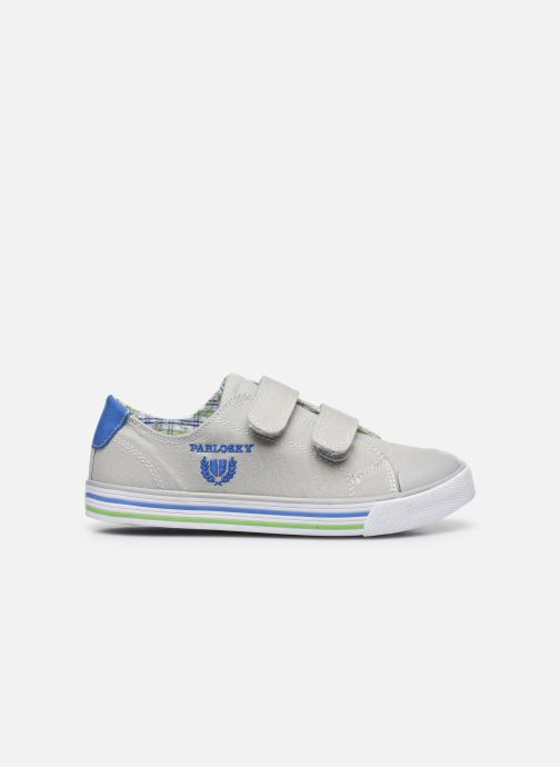 Sneakers Pablosky Baskets Lifestyle Grigio immagine posteriore