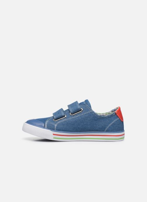 Sneakers Pablosky Baskets Lifestyle Azzurro immagine frontale