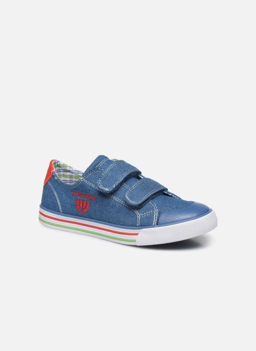 Sneaker Pablosky Baskets Lifestyle blau detaillierte ansicht/modell
