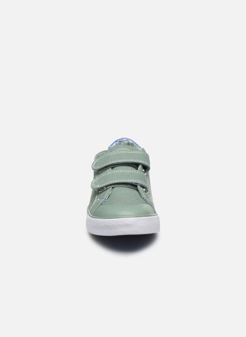 Sneakers Pablosky Baskets Lifestyle Verde modello indossato