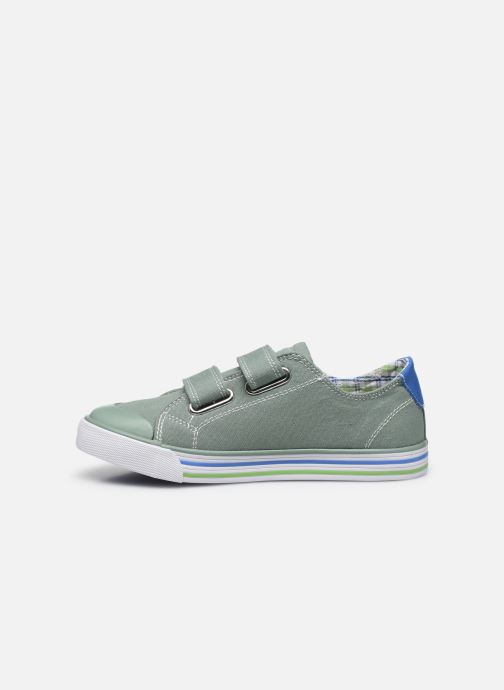 Sneakers Pablosky Baskets Lifestyle Verde immagine frontale