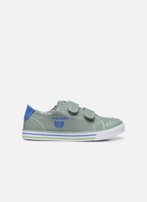 Sneakers Pablosky Baskets Lifestyle Verde immagine posteriore