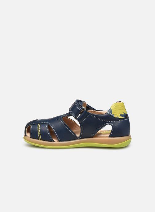 Sandales et nu-pieds Pablosky Sandales Bleu vue face