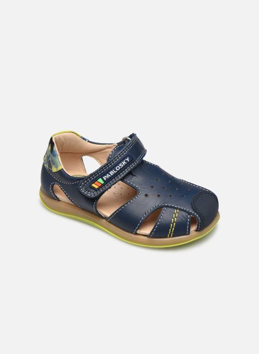 Sandales et nu-pieds Pablosky Sandales Bleu vue détail/paire