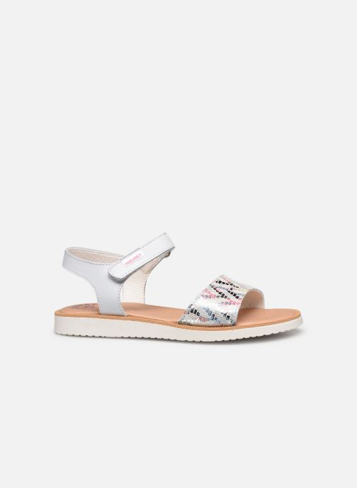 Sandals Pablosky Sandales Silver back view