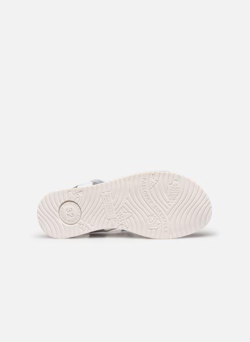 Sandali e scarpe aperte Pablosky Sandales Argento immagine dall'alto