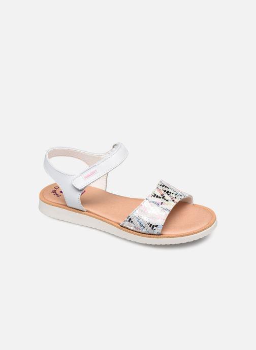 Sandales et nu-pieds Pablosky Sandales Argent vue détail/paire
