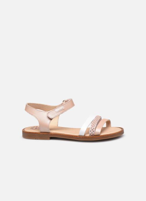 Sandales et nu-pieds Pablosky Sandales Argent vue derrière