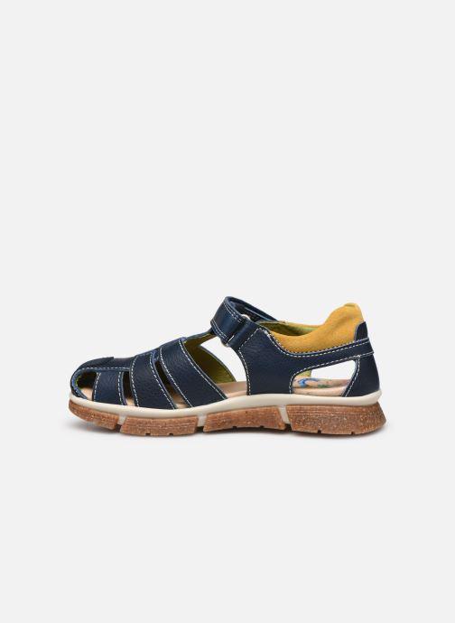 Sandali e scarpe aperte Pablosky Sandales Azzurro immagine frontale