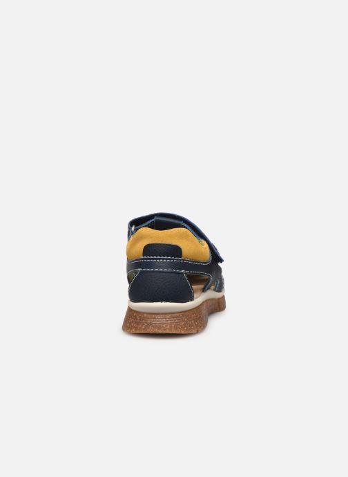 Sandales et nu-pieds Pablosky Sandales Bleu vue droite