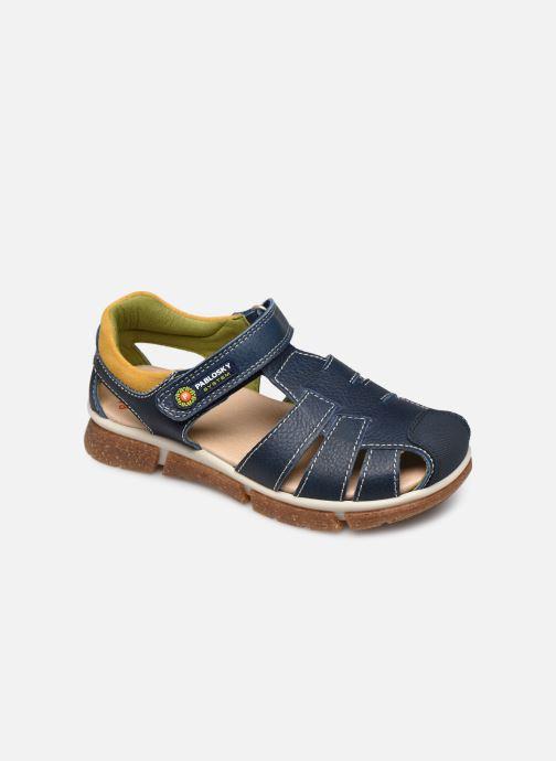 Sandalen Pablosky Sandales blau detaillierte ansicht/modell